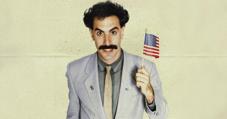 Sacha Baron Cohen i forklædning narrede Sarah Palin til at give interview til serien 'Who is America?'
