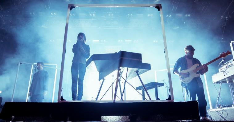 Charlotte Gainsbourg tog favntag med sin far og Kanye West på Roskilde Festival