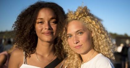 Street style: Afslappet sommerstil på Musik i Lejet
