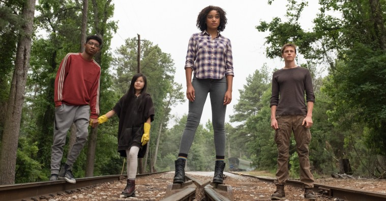 'The Darkest Minds': Pubertetsproblemer og dystopisk science fiction er halvanden times pinsel