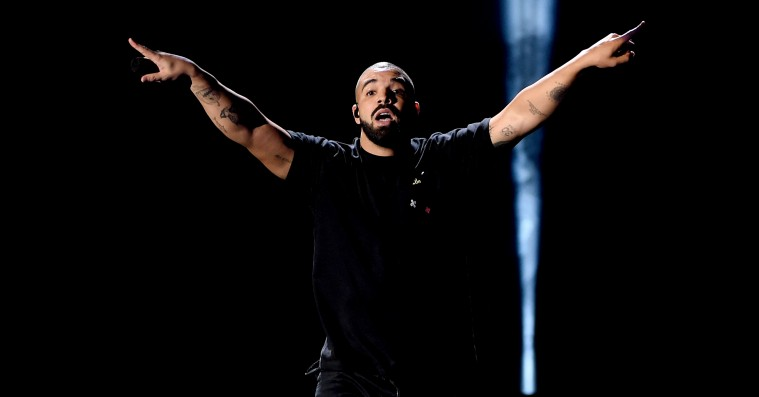 Drakes skizofrene 'Scorpion' bliver reddet af sin r'n'b-side