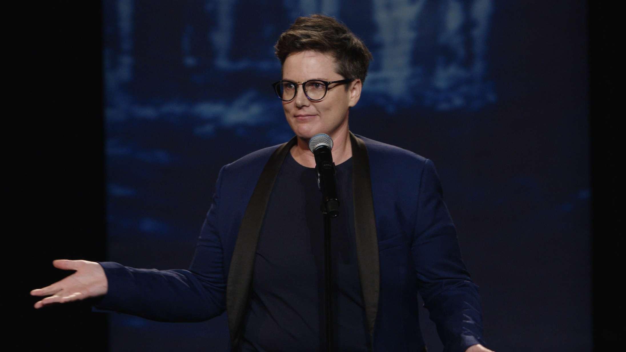 Hannah Gadsby er alligevel ikke færdig med comedy – heldigvis