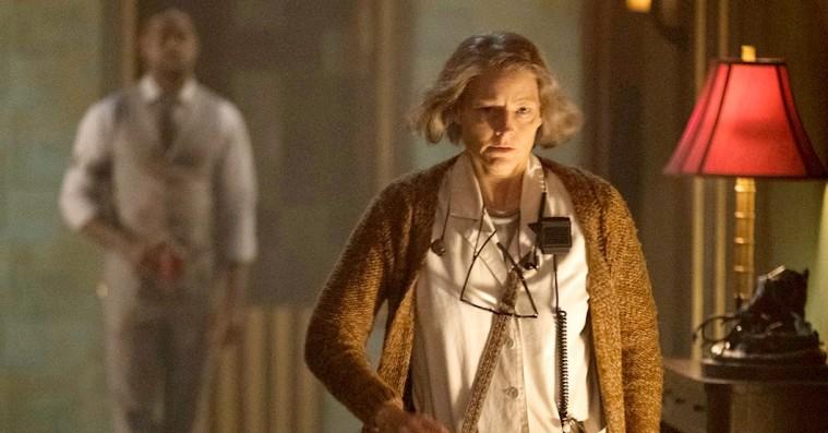 'Hotel Artemis': Jodie Foster overspiller i actionløs actionfilm