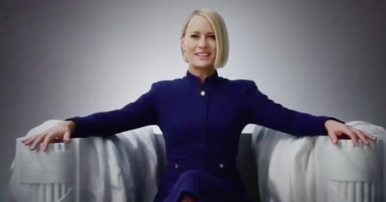 Sender Claire Underwood en stikpille til Kevin Spacey i ny 'House of Cards'-teaser?