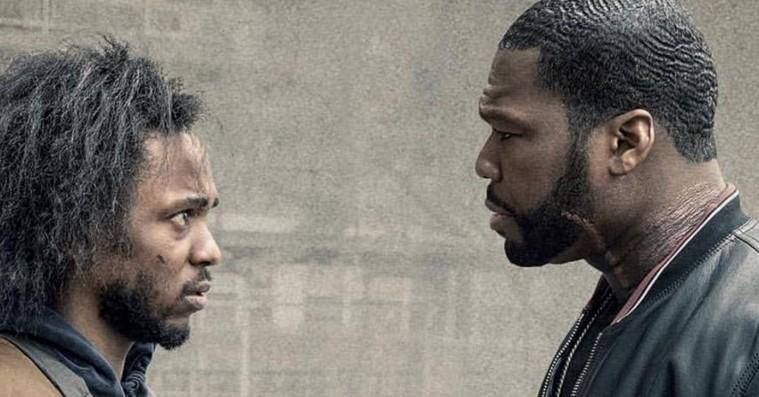 Se Kendrick Lamar debutere som skuespiller over for 50 Cent
