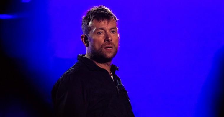 Damon Albarn uddyber Del the Funky Homosapiens tilstand og ulykken på Roskilde Festival
