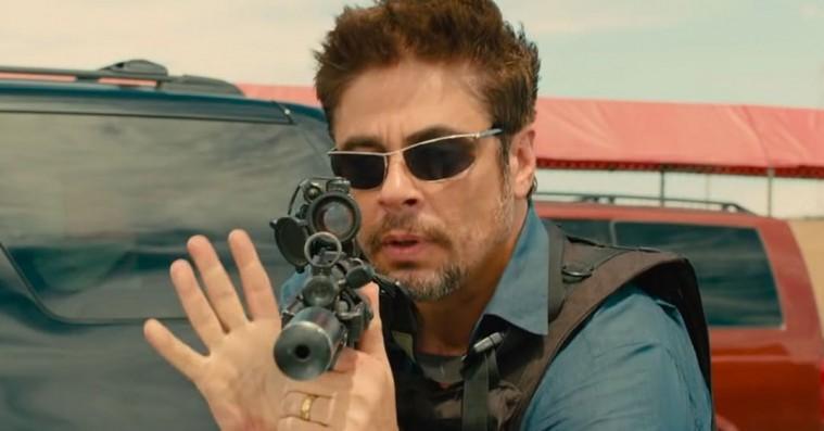 'Sicario 2: Soldado': Effektiv opfølger med Benicio del Toro og Josh Brolin indprenter sig på nethinden