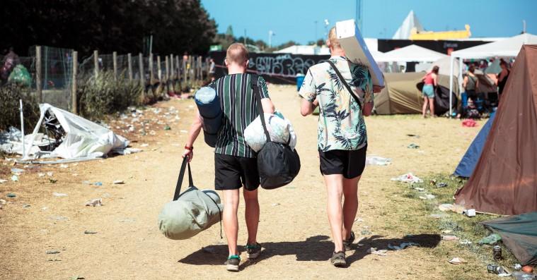 Syv Instagram-øjeblikke, der får os til at savne Roskilde Festival – og tre der gør os glade for, det er slut