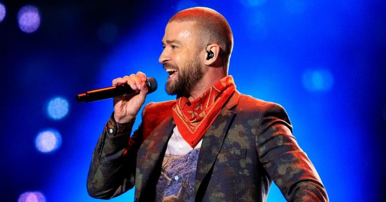 Justin Timberlake deler video fra studiet med Timbaland