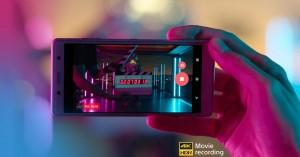 Mere batteri og bedre kamerakvalitet – Køb Sony Xperia XZ2 Compact hos Telenor
