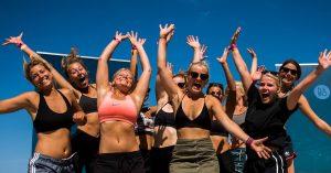 Voxpop fra Musik i Lejet: Bold, sved og tårnhøj stemning