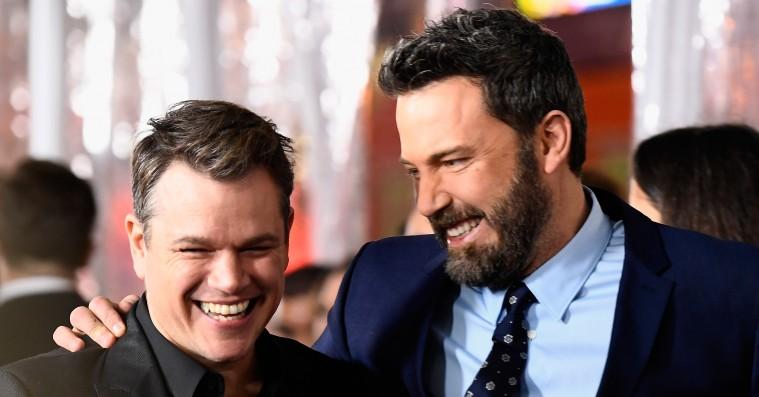 Matt Damon og Ben Affleck arbejder på intenst manuskript – Ridley Scott i sigte som instruktør