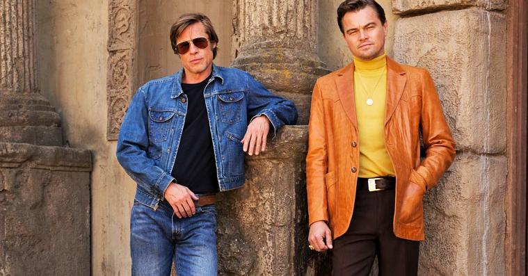 Se nye billeder fra Quentin Tarantinos 'Once Upon a Time in Hollywood' – med en dansende Leonardo DiCaprio