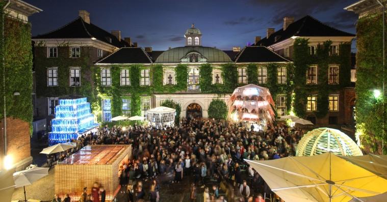 Se programmet til Chart Art Fairs årlige åbningsfest på Kunsthal Charlottenborg