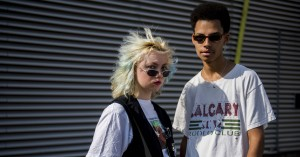 Street style: Sexet og militaristisk til Copenhagen Fashion Week