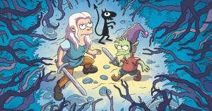 'Disenchantment': Manden bag 'The Simpsons' gør comeback på Netflix