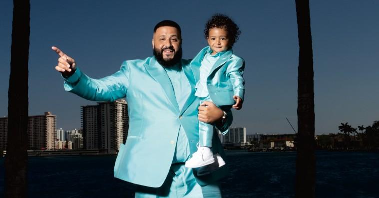 DJ Khaled har lanceret sin egen møbelkollektion med guldløver og det hele