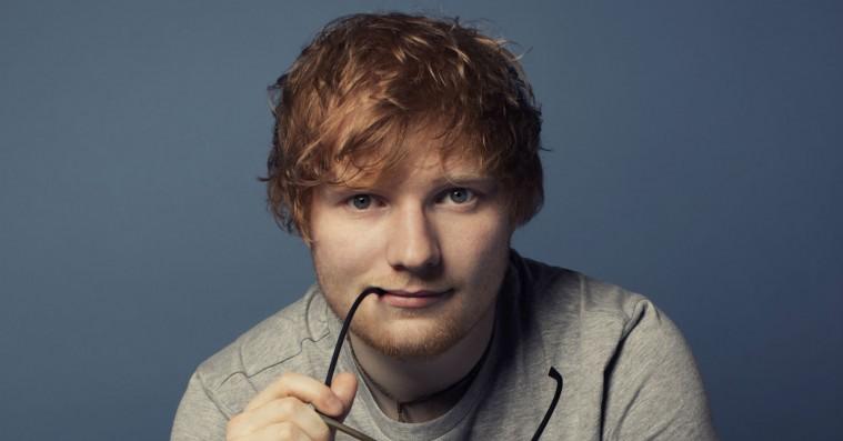 Ed Sheeran annoncerer nyt stjernespækket album –deler Chance the Rapper-samarbejdet 'Cross Me'