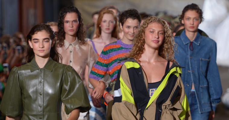 Showanmeldelse: Ganni er og bliver Copenhagen Fashion Weeks darling