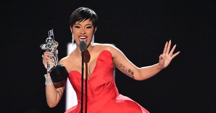 Se alle vinderne fra nattens MTV Video Music Awards