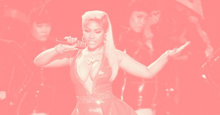 'Queen'-cast i Standard Ekstra: Nicki Minaj gør krav på hiphop-tronen