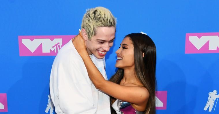 Ariana Grande og Pete Davidson annullerer forlovelse