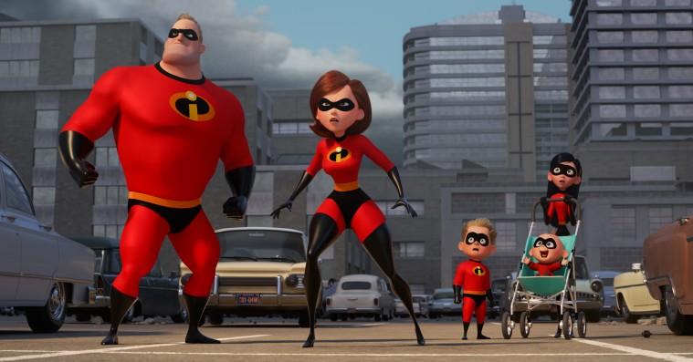 'De utrolige 2': Geniale actionscener er højdepunktet i glædeligt Pixar-gensyn