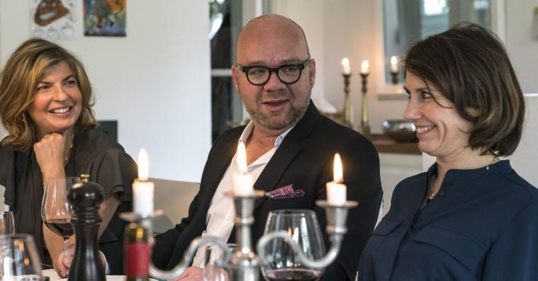 Lars Hjortshøj vil tages seriøst i Viaplays kommende serie 'Store Lars'