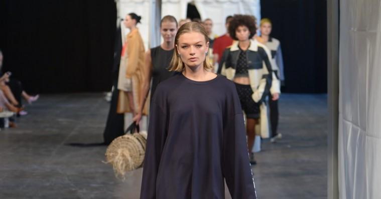 Showanmeldelse: Lærke Andersen var stålsat og imponerede igen ved Copenhagen Fashion Week
