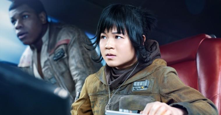 'Star Wars: The Last Jedi'-skuespiller Kelly Marie Tran skyder tilbage mod fanhetz