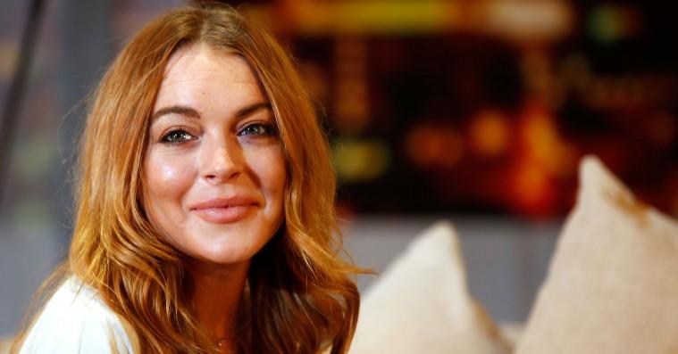 Lindsay Lohan: Kvinder med #MeToo-historier kommer til at »se svage ud«