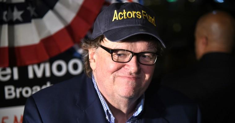 Michael Moore er tilbage i stor stil – se traileren til den ventede 'Fahrenheit 11/9'