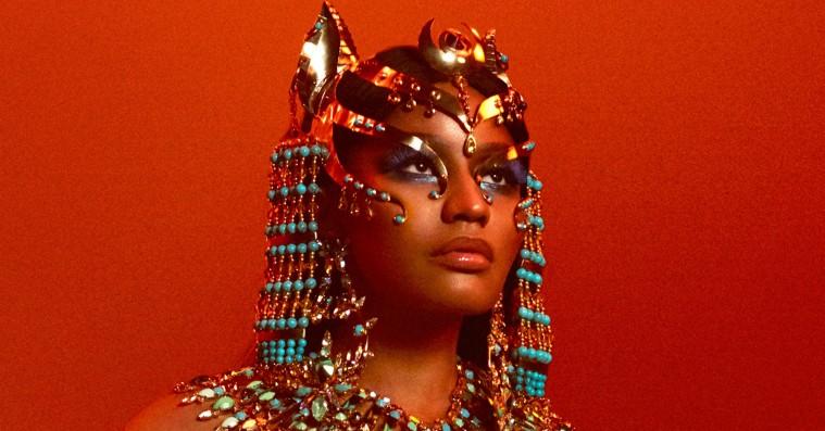 Nicki Minaj kroner sig til 'Queen' på karrierens hidtil bedste album