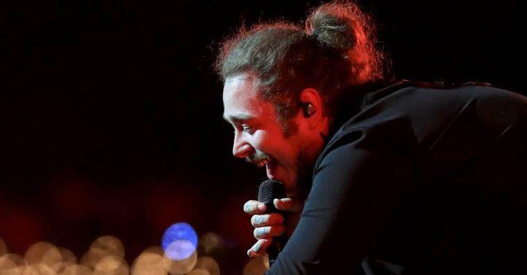 Post Malones Smukfest-koncert var lige så strålende som hans guldtænder
