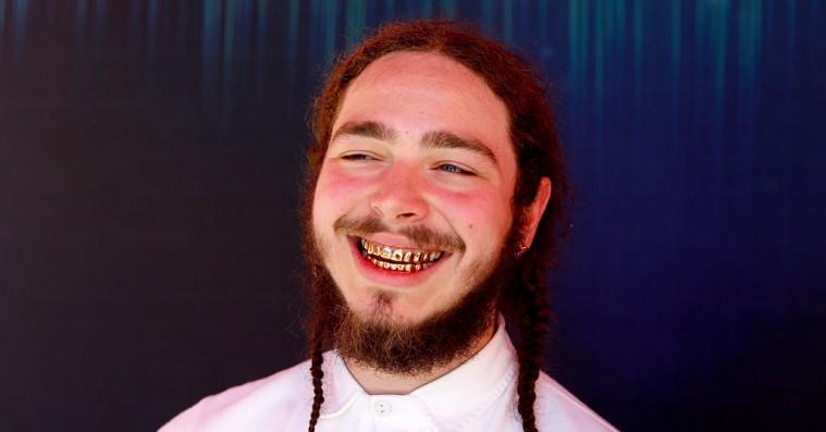 Post Malone klipper håret af – internettet har det vildt over farvel til man bun