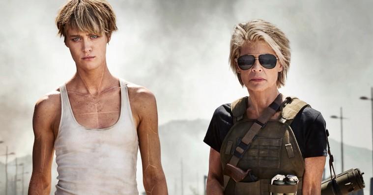Første billede fra 'Terminator' giver håb for franchisens fremtid