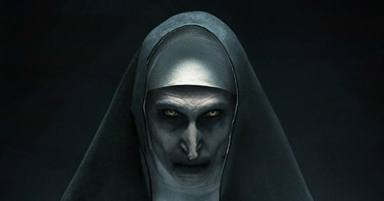 'The Nun': Gyser-spinoff jager effektivt en skræk i livet på publikum