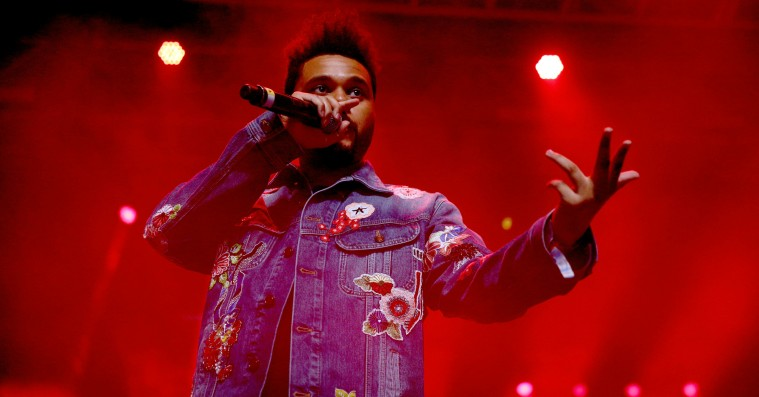The Weeknd annoncerer nyt album