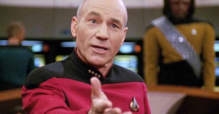Patrick Stewart vender tilbage til ikonisk 'Star Trek'-rolle i ny tv-serie