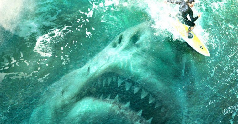 'The Meg' – anmeldt af kæmpehajen selv