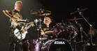 Metallica giver koncert i Parken