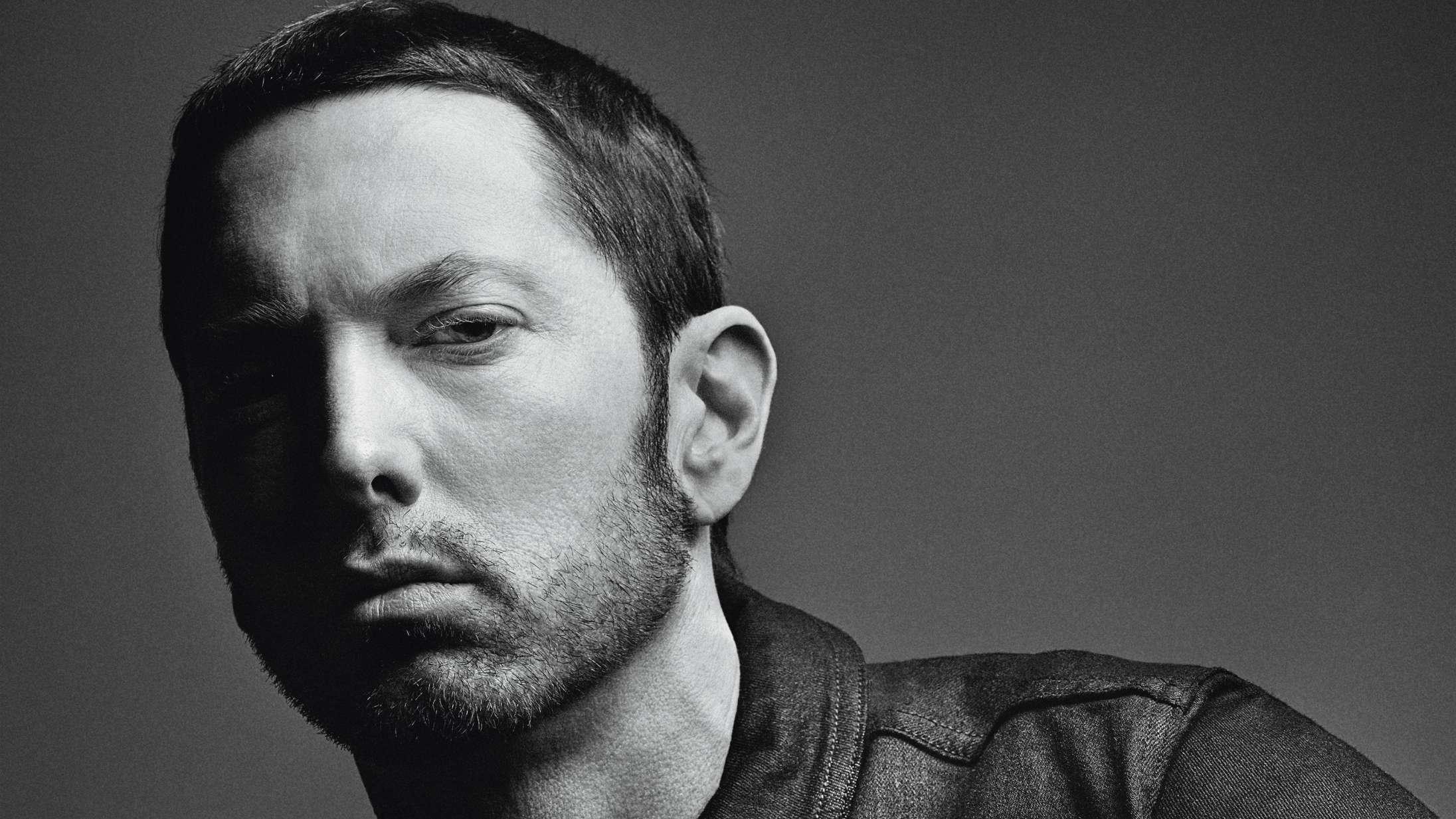 Eminem er ikke den, han har været – men han prøver hårdt på 'Music to Be Murdered By'