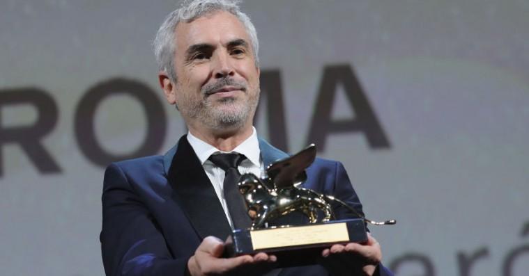 Alfonso Cuaróns Netflix-film 'Roma' vinder Guldløven i Venedig – se alle årets vindere her