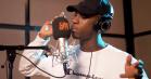 Hiphopstjerneskuddet Octavian gæster 'Behind Barz'-studiet – se video