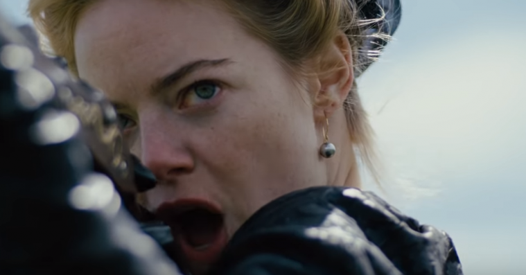 Emma Stone skulle stønne fødelyde under auditions til 'The Favourite'