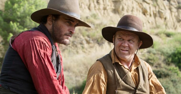 Venedig-highlight dag 5: Joaquin Phoenix og John C. Reilly er forrygende i mesterinstruktørs humoristiske western