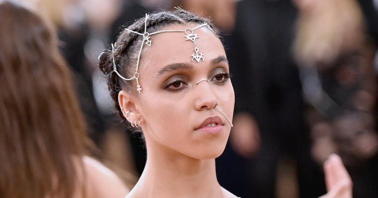 FKA Twigs og Shia LaBeouf dater