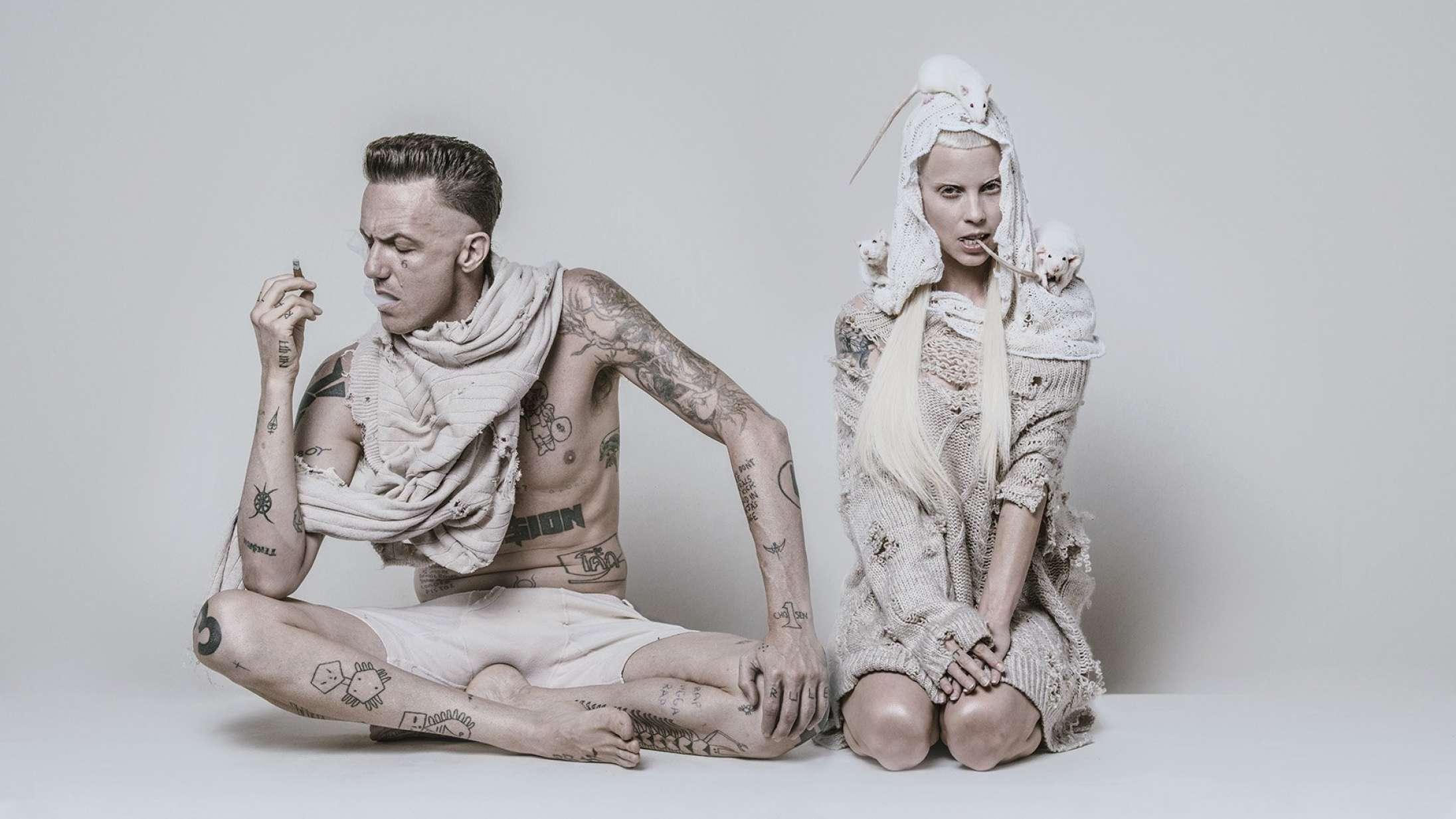 Die Antwoord droppet af britisk festival efter klager fra andre kunstnere i lineuppet