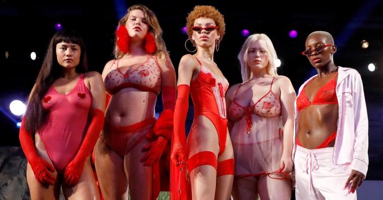 Rihannas Savage x Fenty-debut var mere en mangfoldig magtdemonstration end et modeshow