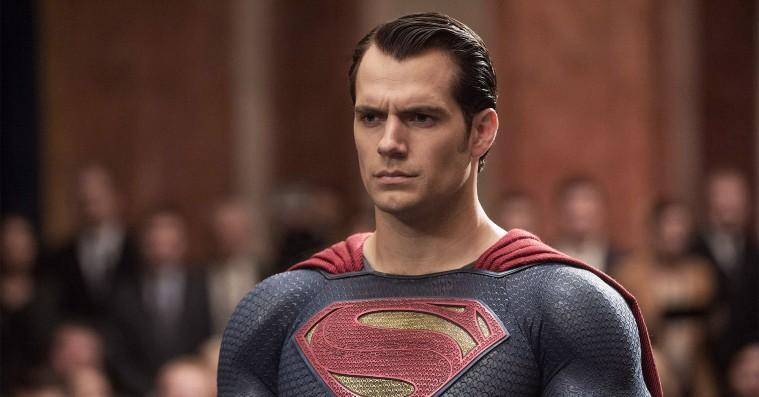 Henry Cavill er færdig som Superman